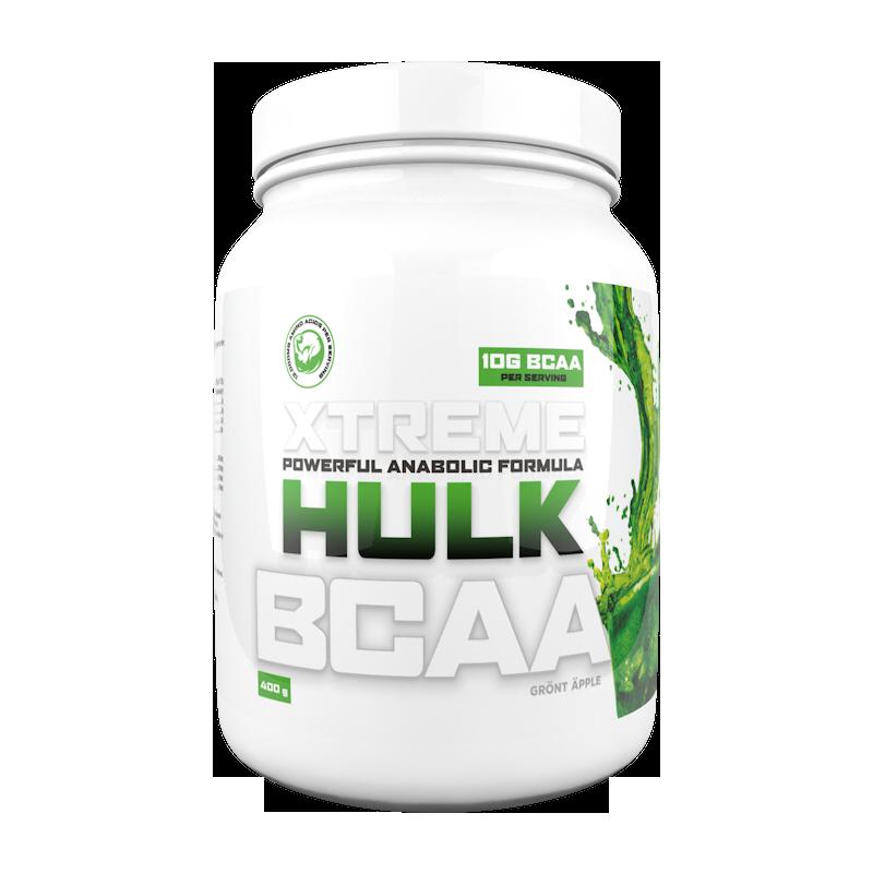 Hulk Nutrition Series